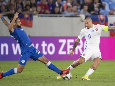 Na snímke vpravo slovenský
