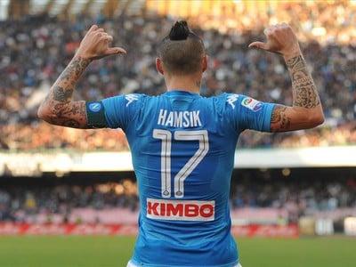 Marek Hamšík po prekonaní