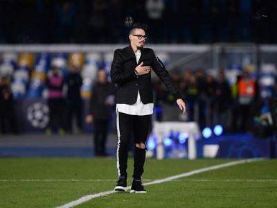 Marek Hamšík sa na neapolskom San Paolo dočkal veľkej pocty