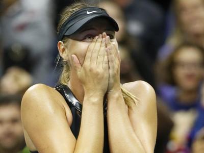 Na snímke ruská tenistka