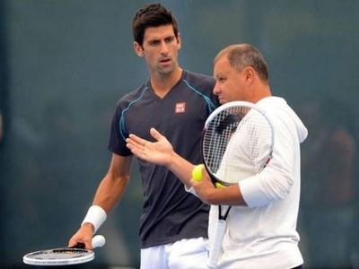 Novak Djokovič a tenisový