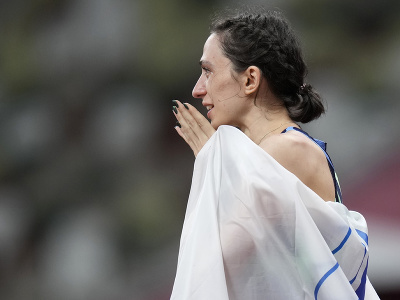 Atlétka Marija Lasickeneová pod