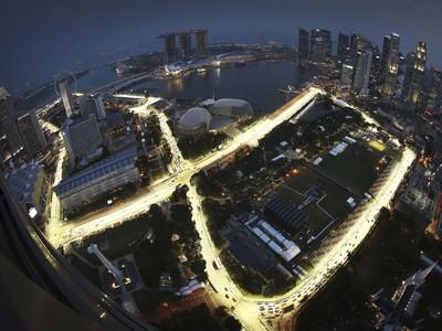 Pohľad na mestský okruh