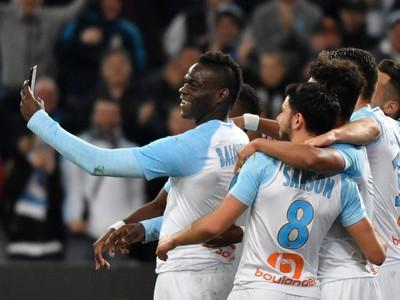 Mario Balotelli natočil oslavu gólu na Instagram