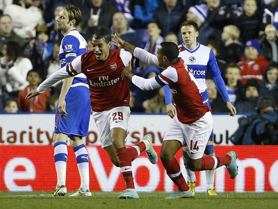 Marouane Chamakh a Theo
