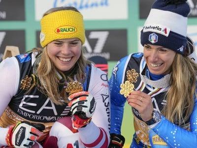 Bassinová a Liensbergerová víťazkami