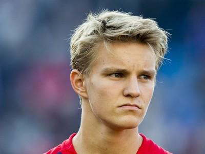 Nórsky talentovaný mladík Martin