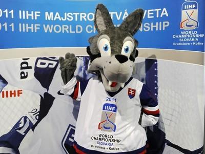 Maskot šampionátu 2011 Goooly