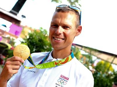 Matej Tóth s olympijským