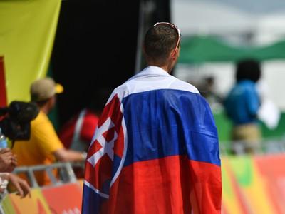 Matej Tóth získal zlato v chôdzi na 50 km