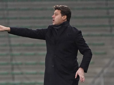Mauricio Pochettino rozdáva pokyny