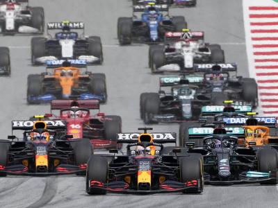 Veľká cena Štajerska F1