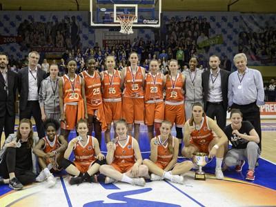 Basketbalistky MBK Ružomberok