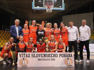 Víťaz Slovenského pohára žien