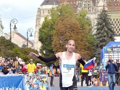 najrýchlejší slovenský maratónec Tibor Sahajda