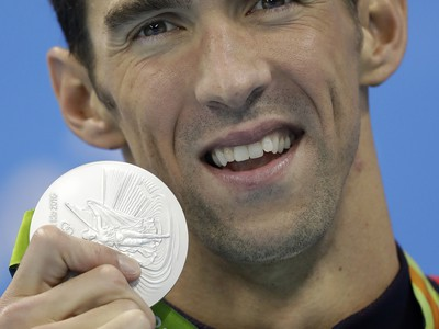 Americký fenomén Michael Phelps