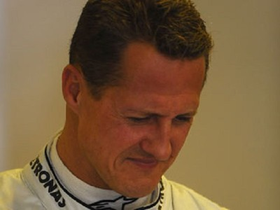 Michael Schumacher si údajne