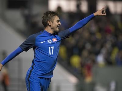 Michal Faško a jeho gólové oslavy