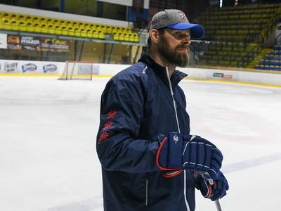 Asistent trénera Michal Handzuš