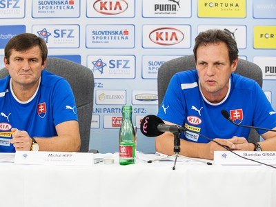 Michal Hipp a Stanislav