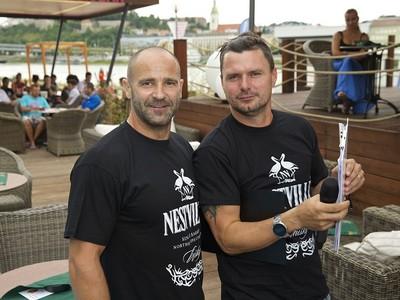 Michal Riszdorfer a Marek Pavlík