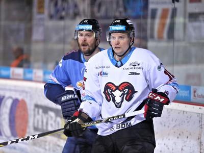 Michal Sersen z HC