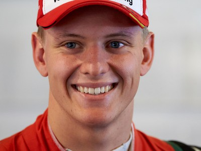 Nemecký jazdec Mick Schumacher