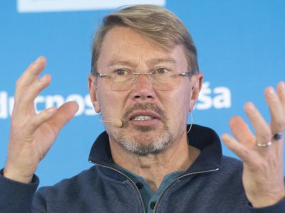 Mika Häkkinen na Slovensku