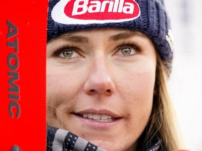 Americká lyžiarka Mikaela Shiffrinová