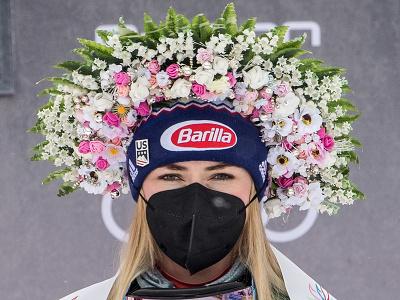 Mikaela Shiffrinová triumfovala v slalome v Jasnej