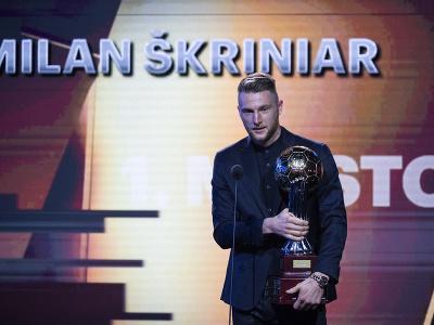 Najlepším futbalistom Slovenska za