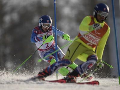 Slovenský lyžiar Miroslav Haraus