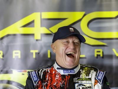 Slovenský automobilový pretekár Miro Konôpka