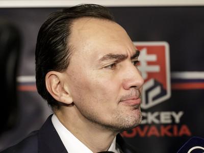 Prezident Slovenského zväzu ľadového