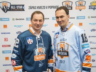 Peter Bondra a Miroslav