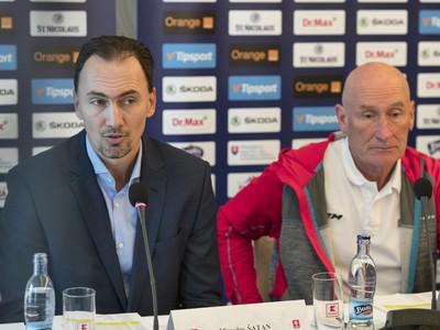 Miroslav Šatan a Craig