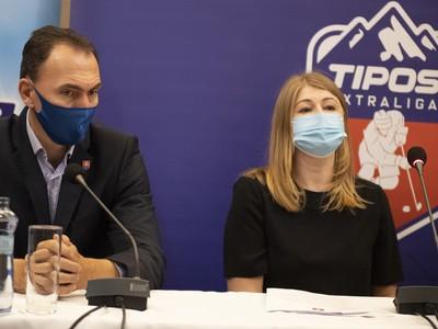 Aneta Büdiová a Miroslav