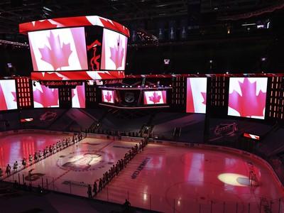 Tímy Montrealu a Toronta pred zápasom