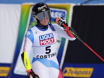 Lara Gut-Behramiová získala titul v obrovskom slalome