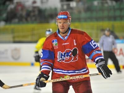 Jozef Stümpel v drese