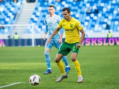 Branislav Sluka z MŠK