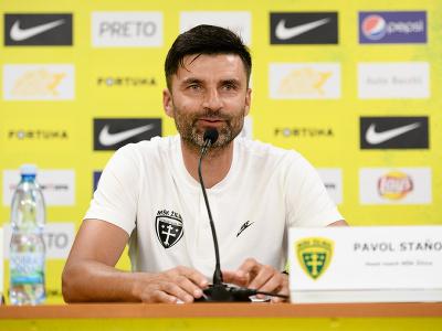 Hlavný tréner MŠK Žilina