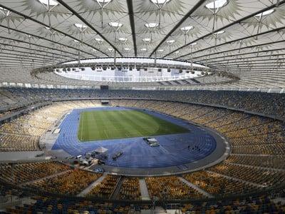 Národný športový komplex Olimpijskyj