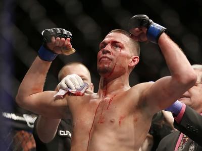 Nate Diaz dokázal poraziť