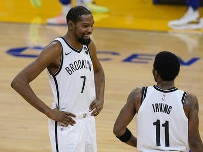 Kevin Durant a Kyrie Irving