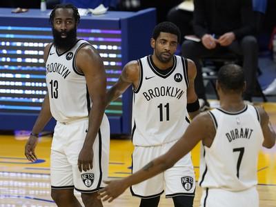 Basketbalisti Brooklynu Nets
