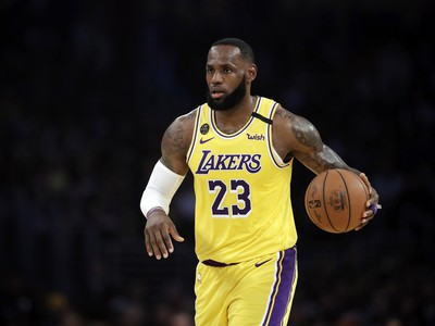 Hviezdny basketbalista Los Angeles