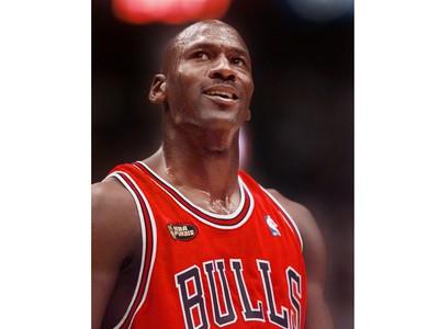 Michael Jordan ako hráč