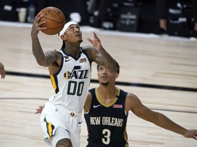 Basketbalista Utahu  Jordan