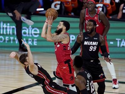 Hráč Toronta Raptors